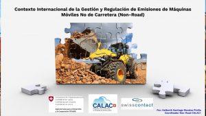 Contexto Internacional de la Gestión y Regulación de Emisiones de Maquinaria Móvil No de Carretera (Non-Road)